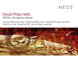 David Philip Hefti: Rotas & Wunderhorn-Musik