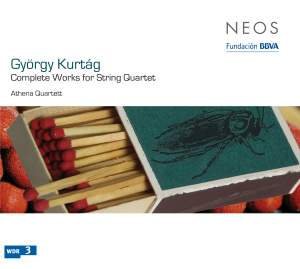 Kurtág: Complete Works for String Quartet