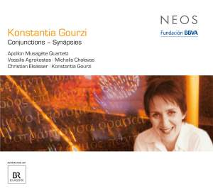 Konstantia Gourzi: Conjunctions-Synapsies