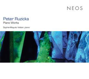 Peter Ruzicka: Piano Works