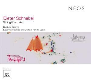 Dieter Schnebel: String Quartets
