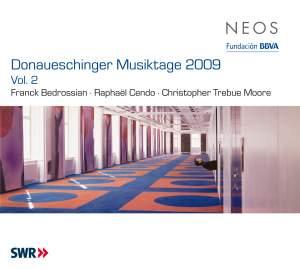 Donaueschinger Musiktage 2009, Vol. 2