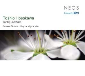 Hosokawa: String Quartets