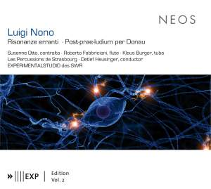 Luigi Nono: Risonanze erranti & Post-praeludium per Donau
