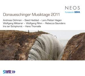 Donaueschinger Musiktage 2011 Product Image