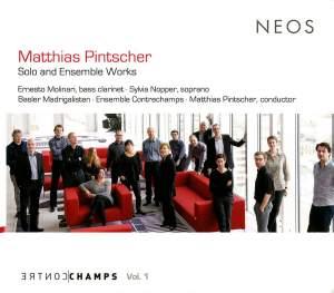 Matthias Pintscher: Solo and Ensemble Works