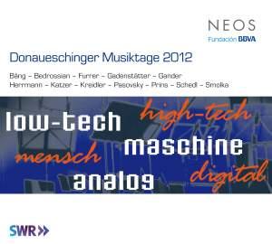 Donaueschinger Musiktage 2012 Product Image