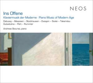 Ins Offene – Piano Music Of Modern Age