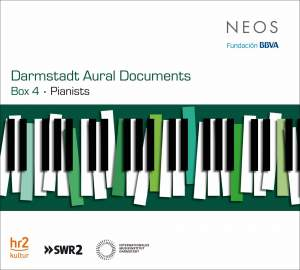 Darmstadt Aural Documents, Box 4