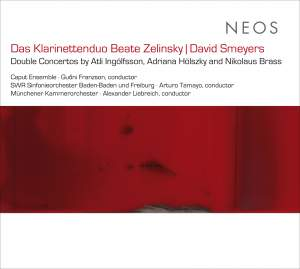Ingólfsson, Hölszky & Brass: Double Concertos