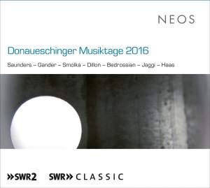 Donaueschinger Musiktage 2016 Product Image