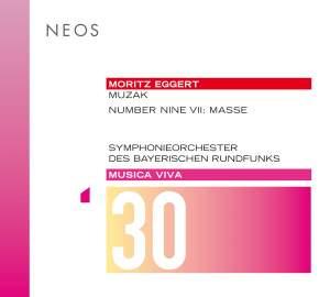 Musica Viva, Vol. 30: Moritz Eggert Product Image