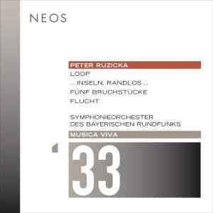 Musica viva, Vol. 33: Peter Ruzicka