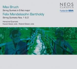 Bruch & Mendelssohn - String Quintets
