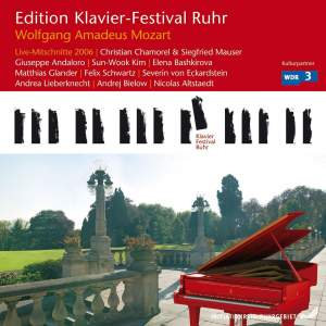 Ruhr Piano Festival, Vol. 14: Mozart