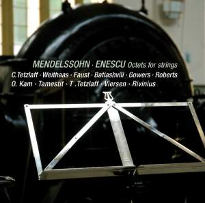 Mendelssohn & Enescu - Octets for Strings Product Image