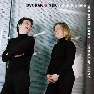 Dvorak & Suk: Violin & Piano