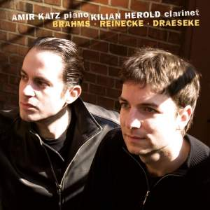 Brahms, Reinecke & Draeseke: Sonatas for Clarinet and Piano