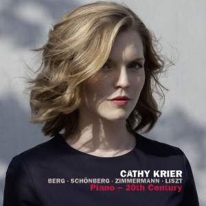 Cathy Krier plays Berg, Schönberg, Zimmermann & Liszt