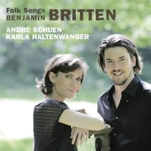 Britten: Four Folk Songs