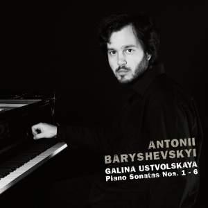 Galina Ustvolskaya: Piano Sonatas Nos. 1 - 6 Product Image