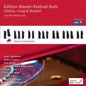 Ruhr Piano Festival Edition Vol. 34: Live Recordings 2015