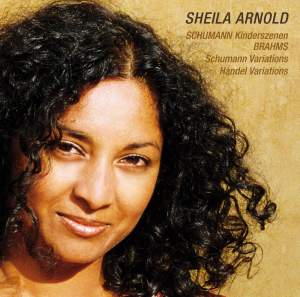 Sheila Arnold plays Brahms & Schumann