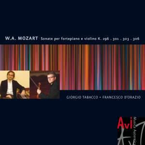 Mozart: Violin Sonatas Nos. 17, 18, 20 & 23 Product Image