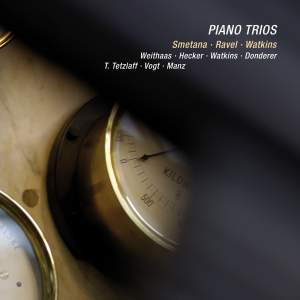 Smetana, Ravel and Watkins: Piano Trios Product Image