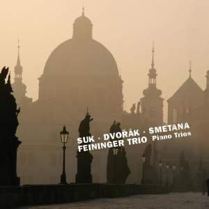 Suk, Dvorák & Smetena: Piano Trios