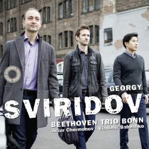 Sviridov: Piano Trio & Piano Quintet
