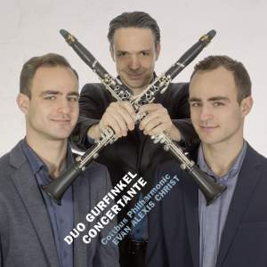 Duo Gurfinkel: Concertante