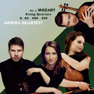 Mozart: String Quartets Vol. 2