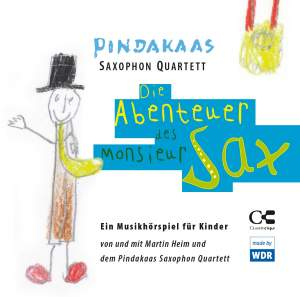 Die Abenteuer des Monsieur Sax