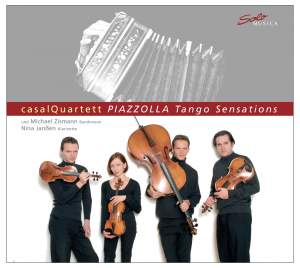 Piazzolla: Tango Sensations Product Image