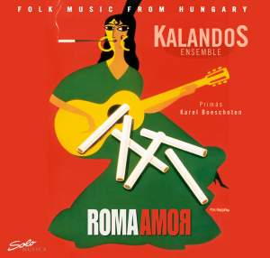 Kalandos Ensemble: Folk Music from Hungary Product Image