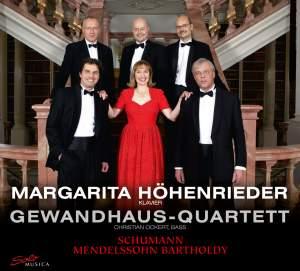 Schumann: Piano Quartet & Mendelssohn: Sextet Product Image