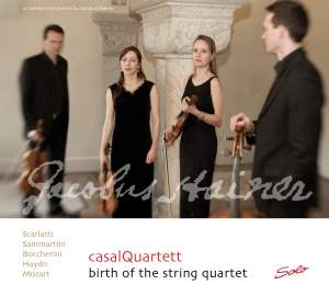Birth of the String Quartet, Vol. 1 Product Image
