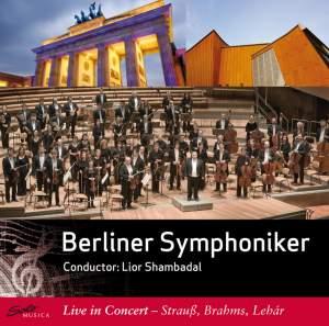 Berliner Symphoniker: Live in Concert Product Image