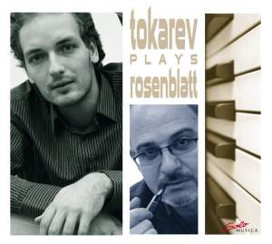 Tokarev plays Rosenblatt