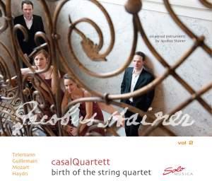 Birth of the String Quartet Volume 2 Product Image