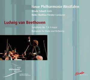 Beethoven: Symphony No. 7 & Romances Product Image