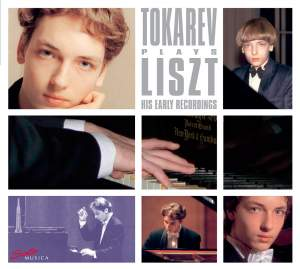 Tokarev plays Liszt - His Early Recordings Product Image
