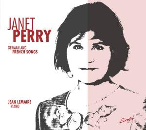 Janet Perry: German & French Songs