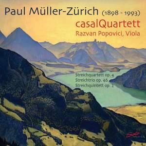 Paul Müller-Zürich: Chamber Music