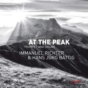 At the Peak: Trumpet and Organ