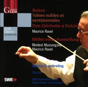 Sylvain Cambreling conducts Ravel & Mussorgsky