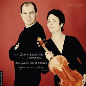 Zimmermann & Gerstein: Sonatas for Viola & Piano Vol. 2