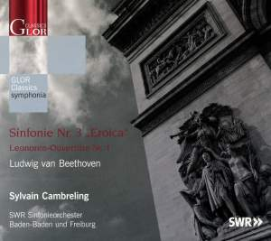 Beethoven: Symphony No. 3 & Leonora Overture No. 1 Product Image