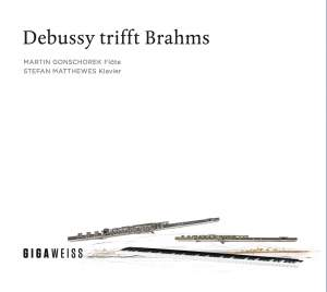 Debussy trifft Brahms Product Image
